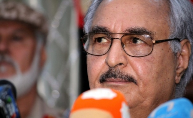 40 Libyan MPs pledge support to renegade general Haftar