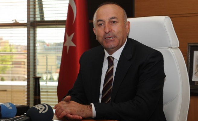 Turkish FM speaks with al-Jafari and Barzani