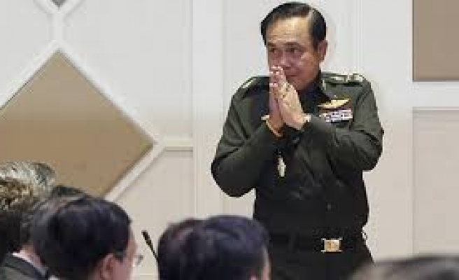 Thai army rulers rush to placate rice farmers, boost economy