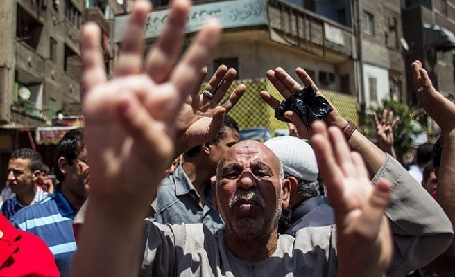 Egypt mulls payout for post-coup violence victims