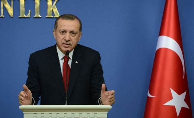 Turkey's Erdogan slams 'interest lobbies' in speech
