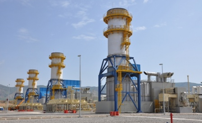 First gas arrives at northern Iraq's power station