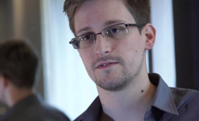 Snowden urges action not 'fear' of Trump