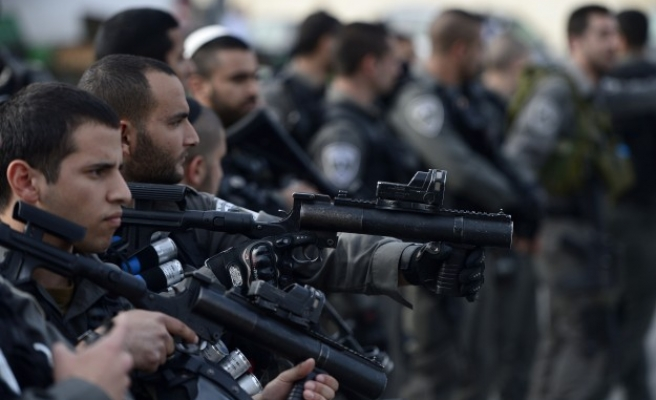 Israel claims to arrest 3 ISIL members