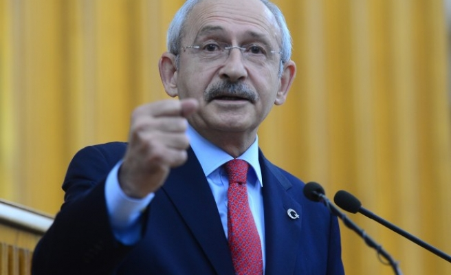 Turkish opposition divided over presidential candidate