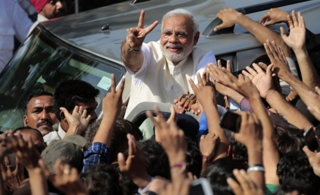 What does Modi as India's PM mean?