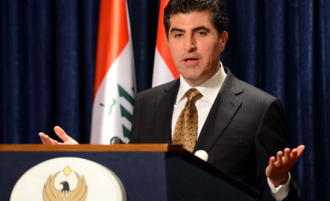 Kurdish PM discusses Iraq crisis in Ankara