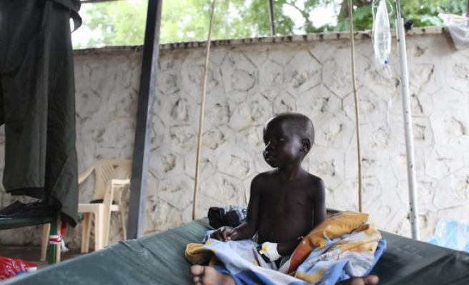 350 community schools aim to help S. Sudan's children