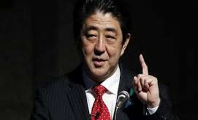 Abe to offer Japan as China counterweight, warmer welcome likely