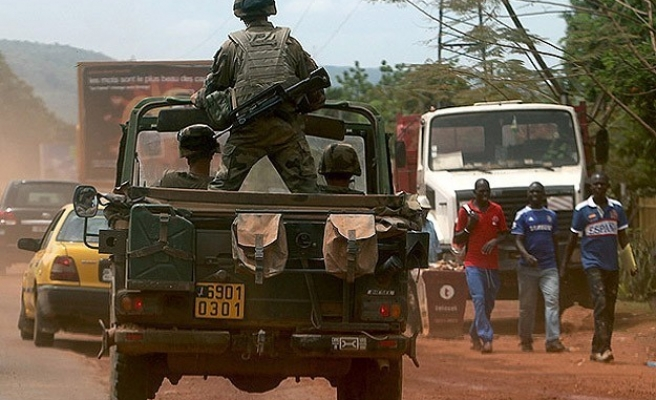 French troops wounded in Central African Republic clash