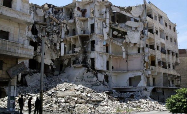 2,000 killed by barrel bombs in Syria this year