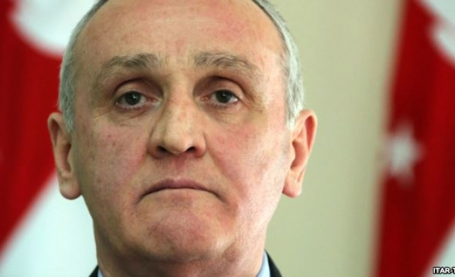 Abkhazian president resigns amid protests