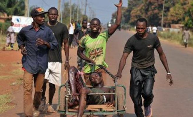 At least 22 killed in clashes in C.African Republic