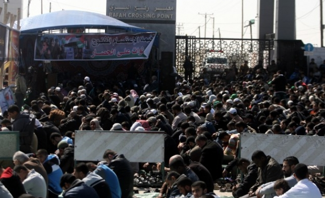 Egypt to reopen Rafah crossing with Gaza on Sunday