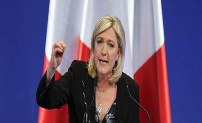 Russia link and Le Pen dynasty mark French National Front congress