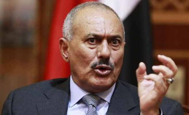 US denies telling Yemen ex-president to leave or face sanctions