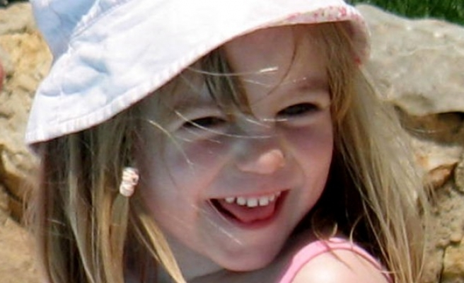 Police in Portugal search area for missing Madeleine McCann