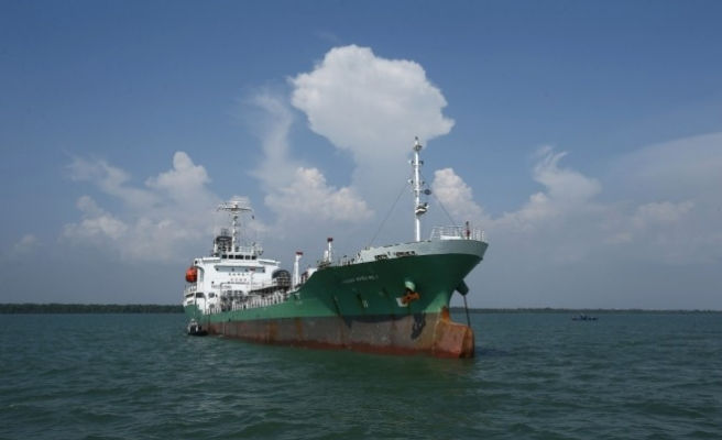 Impasse over Kurdish tanker near Texas to drag on