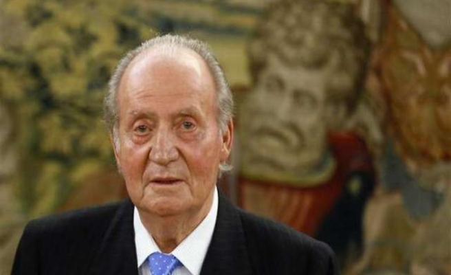 Spain's King Juan Carlos abdicates in favour of son