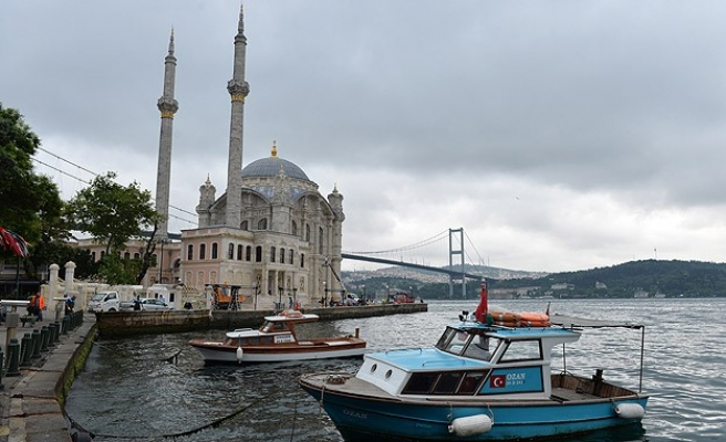 Turkey's PM reopens Istanbul's historic mosque