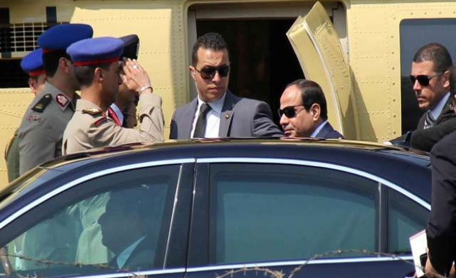 Egypt's Sisi heads to New York on 1st trip to US