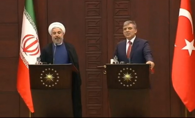Iran's Rouhani hails visit to Turkey as 'turning point'-UPDATED