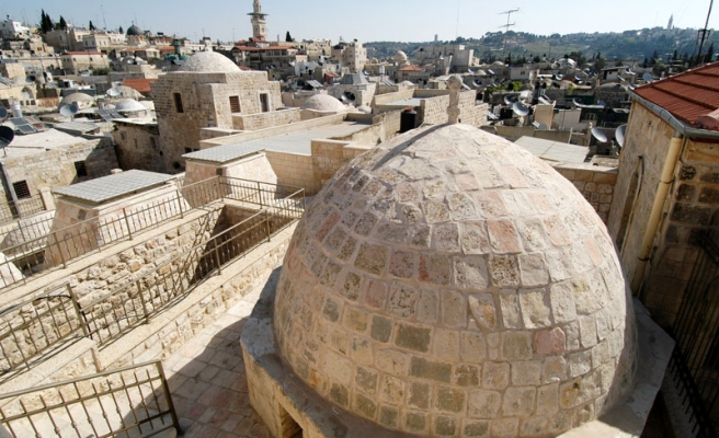 With Turkish help, Palestinians renovate Acre mosque