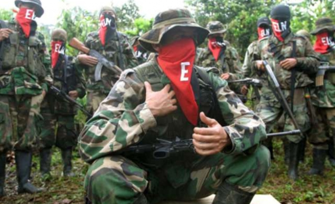 Guerrillas target oil companies in Colombia