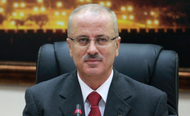 Palestinian PM urges Holland to pressure Israel on prisoners
