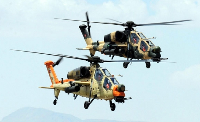 Turkey to export assault helicopters