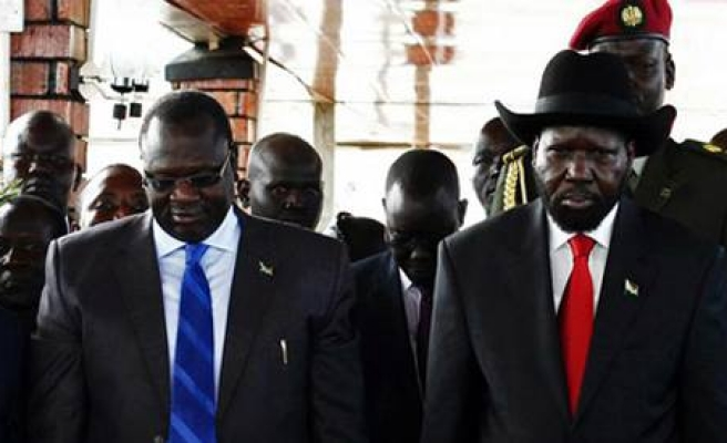 S. Sudan's Kiir approves sacked party leaders' return