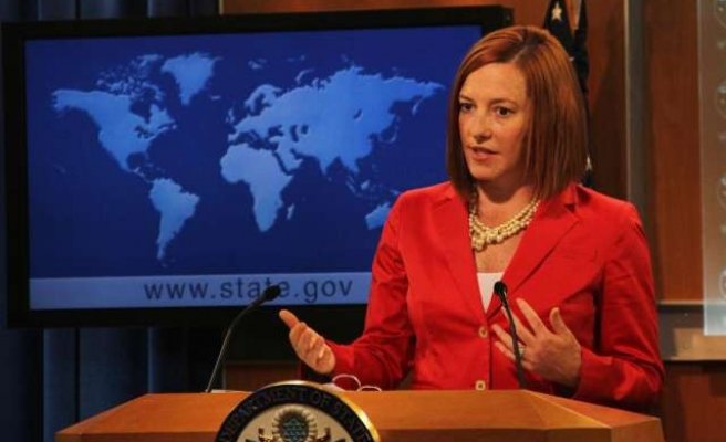 US rejects support for an independent Kurdistan in Iraq
