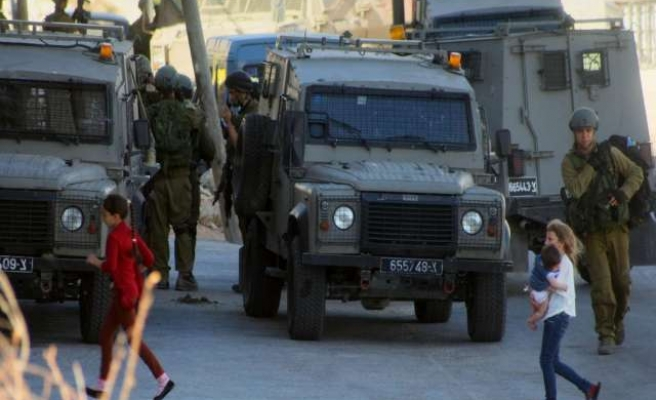 Israeli forces search for missing teens in West Bank- UPDATED