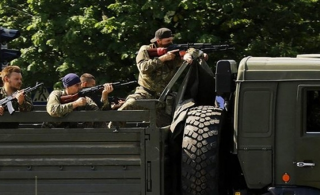 Donetsk separatists occupy Polish, Czech embassies