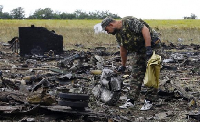 Ukraine vows 'firm response' after military plane shot down