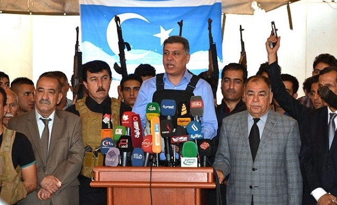 Iraqi Turkmen Front takes up arms against ISIL-UPDATED