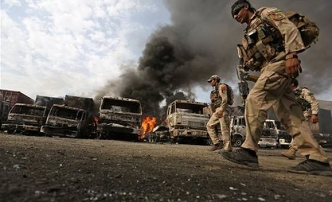 Afghan Taliban attack NATO vehicles
