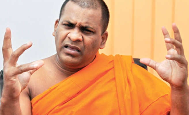 Sri Lanka Buddhist leader warned of 'end' to all Muslims