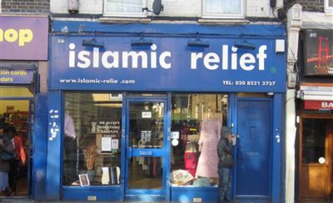 Israel bans UK-based Islamic Relief charity