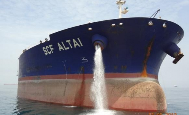 Disputed northern Iraq oil tanker set for Israel