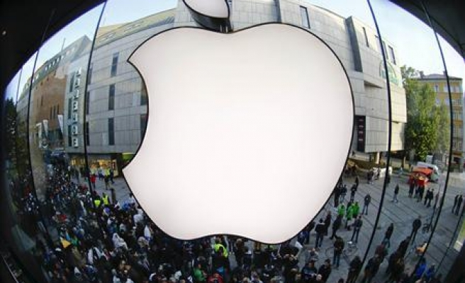 Apple stock recovers but troubled waters ahead