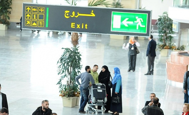 Evacuated Turkish nationals arrive home from Libya