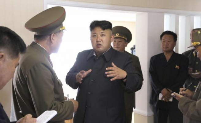 North Korea proposes end to military hostilities