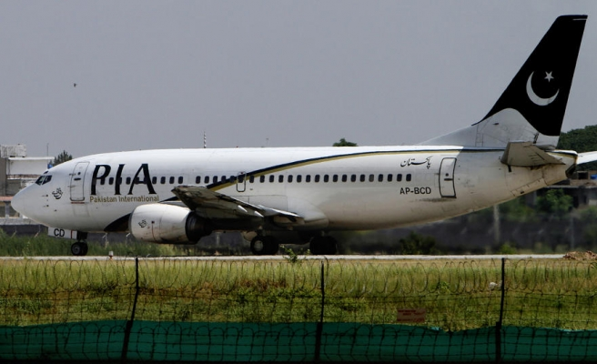 Plane attacked in Pakistan; one killed
