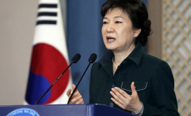 S. Korea president says willing to leave office early-tekrar