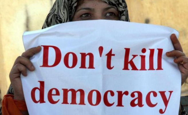 Afghans march against election fraud in Kabul