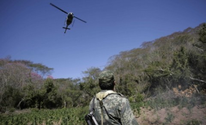 Mexico charges soldiers in deaths of gang members