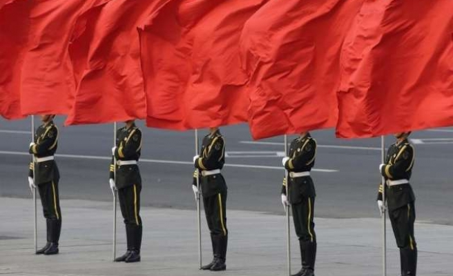 China expels military firm exec in war on graft