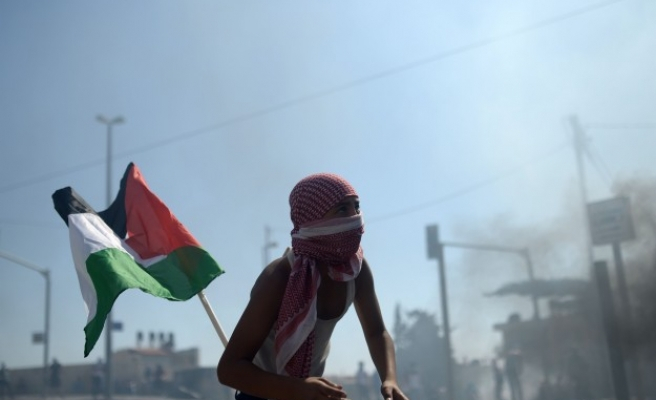 Clashes erupt after slain Palestinian teen's funeral