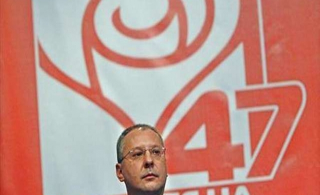 Leader of Bulgaria's ruling Socialist party to step down